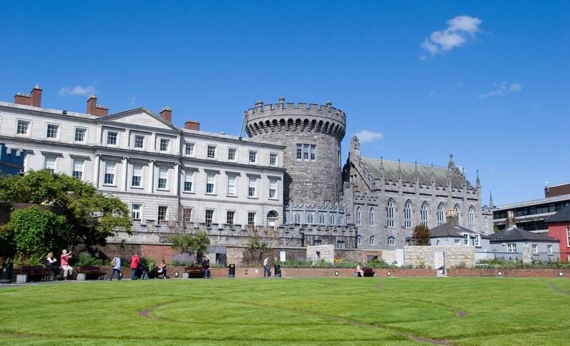 Tourist attractions in Dublin
