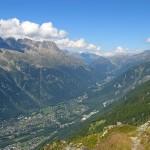 Chamonix city