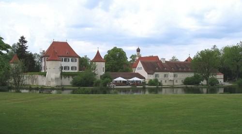 Munich Blutenburg Castle