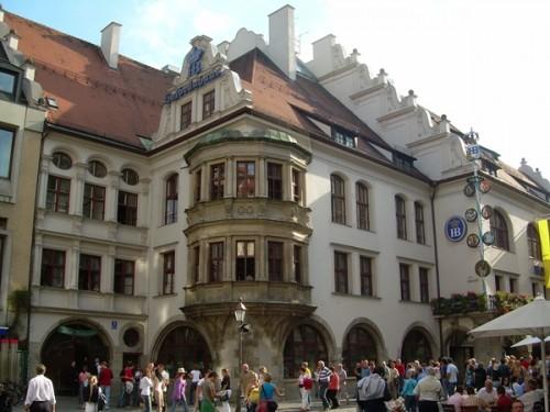 Munich Hofbrauhaus am Platzl