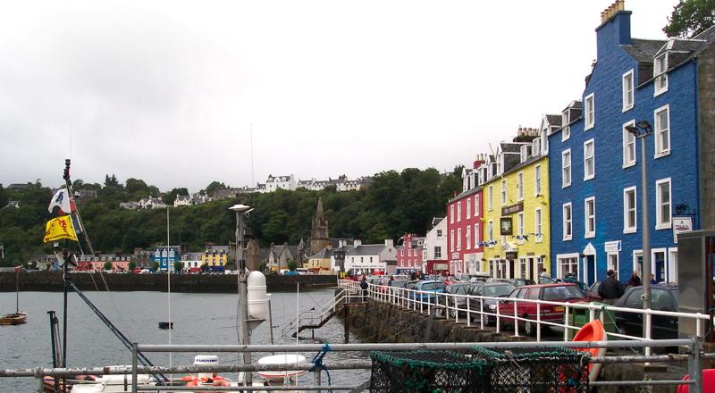 Isle of Mull – Scotland