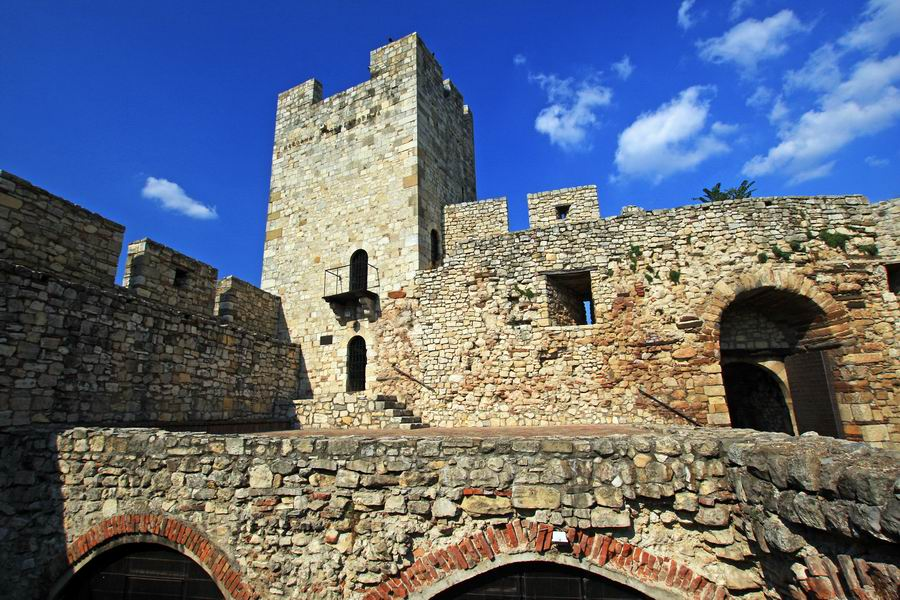 castle of Belgrade