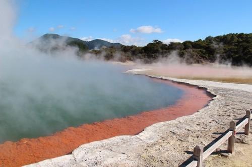 new-zealand Rotorua