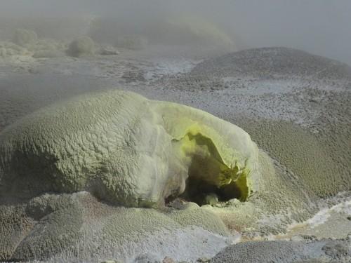 sulfur Rotorua
