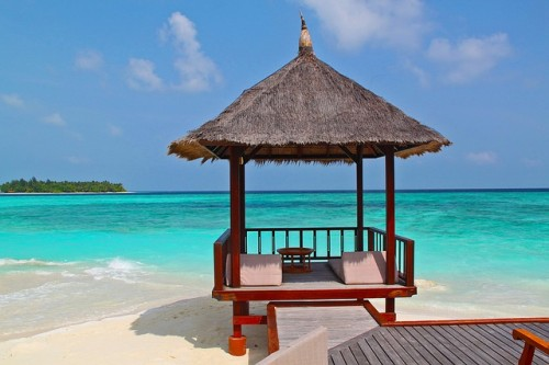 Two good local places in Maldives