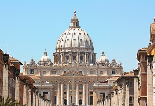 When in Rome, Italy, Take a Tour of Vatican City