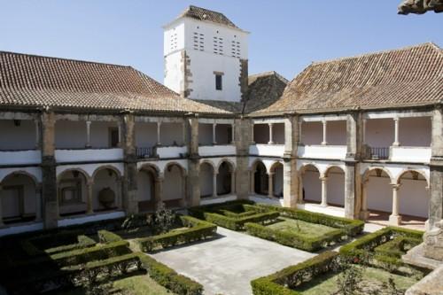 Faro, Interior view of the convent Nossa Senhora da Assuncao