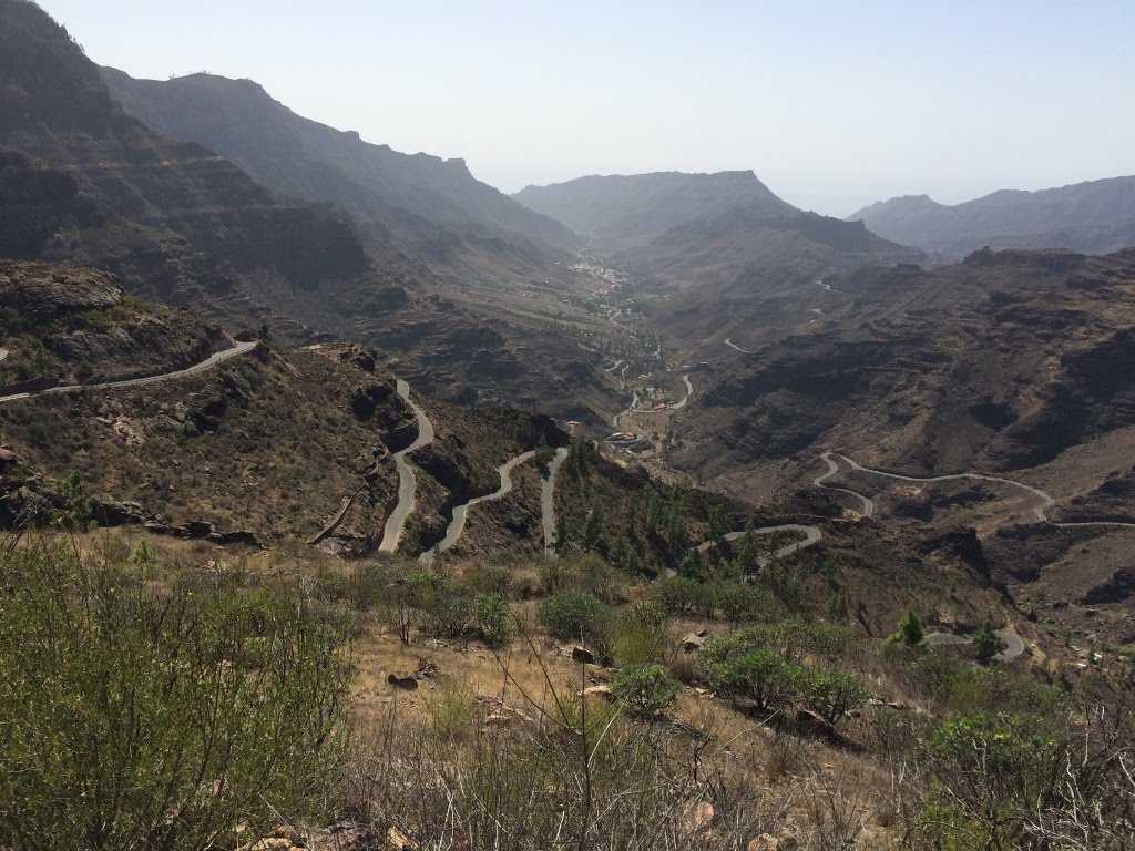 Cycling in Gran Canaria
