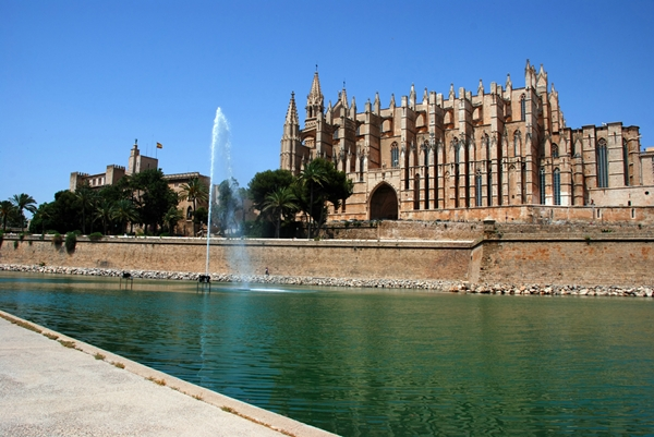 Palma de Mallorca Cathedral
