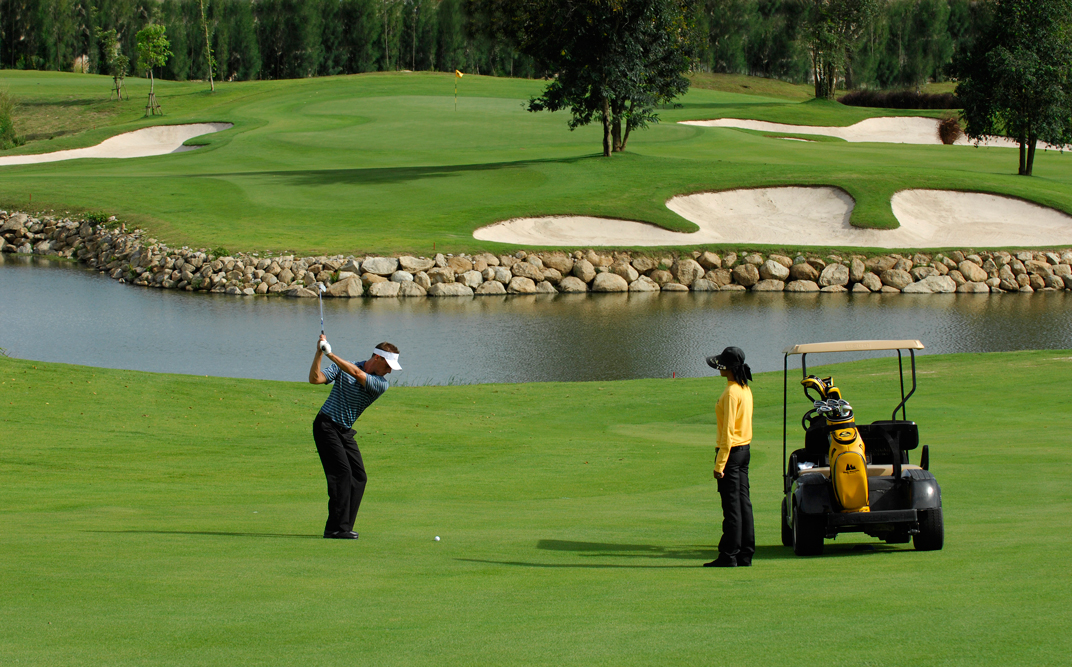 Best Hua Hin Golf Courses