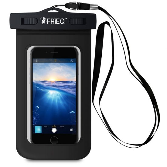 FRIEQ Universal Waterproof Case