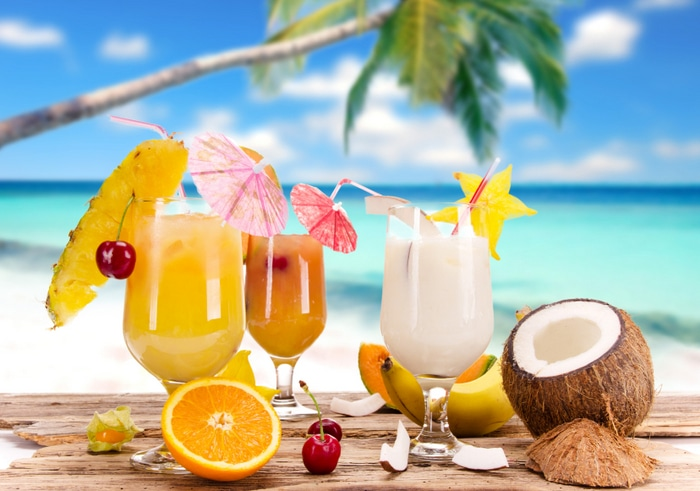 The Best Beach Drinks In The World