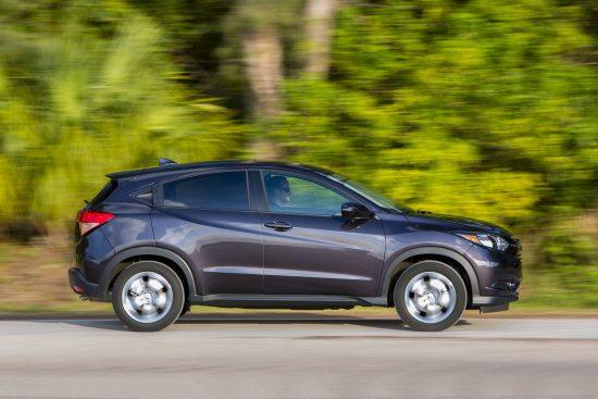 Honda HR-V 2017 SUV