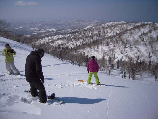 Kiroro family ski holidays