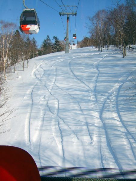 Kiroro ski holiday