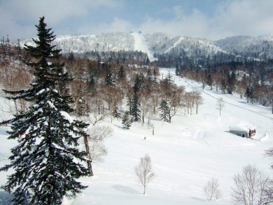 Kiroro ski vacation