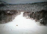Kiroro skiing