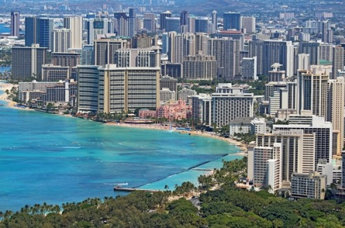 Vacation at the Great Oahu