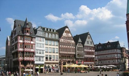 Frankfurt, Germany – Sights