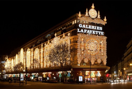 Galeries Lafayette – The dream destination of every shopaholic