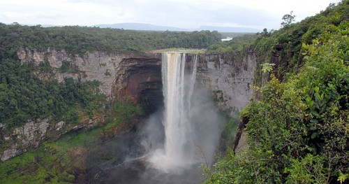 Kaieteur Falls – South America