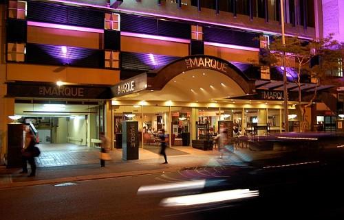"""""""Marque"""" in Brisbane Hotels"""