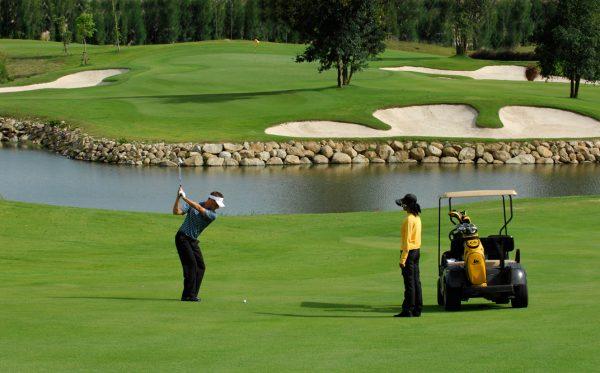 Best Hua Hin Golf Courses